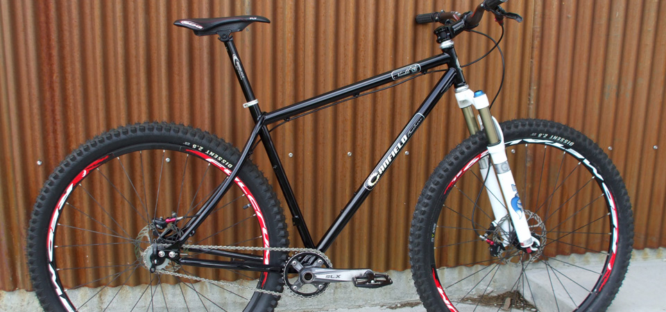 Canfield Brothers Nimble 9 29er | SoCal Trail Riders - Southern ...