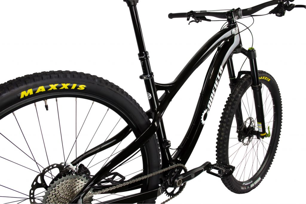 CANFIELD BROTHERS 2017 EPO | 29er Carbon Hardtail